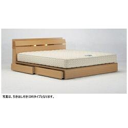 【送料無料】フランスベッド【フレーム】収納付きネクストランディ904C-DR[スノコ床板](シングルサイズ/ネクストウォールナット)【日本製】【配送】【メーカー直送品・配送・時間指定】
