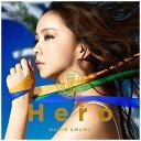 エイベックス・エンタテインメント 安室奈美恵/Hero(DVD付) 【CD】