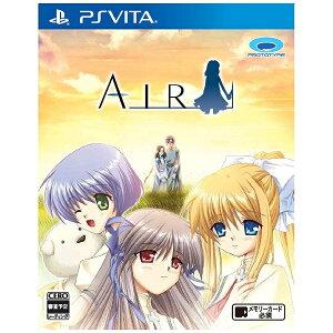 【2016年09月08日発売】 プロトタイプ AIR【PS Vitaゲームソフト】