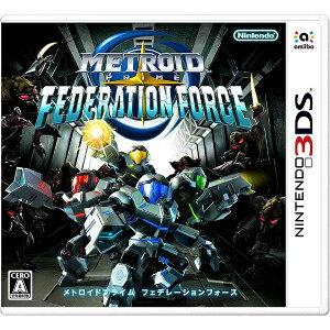 【2016年08月25日発売】 任天堂 メトロイドプライム フェデレーションフォース【3DSゲ…