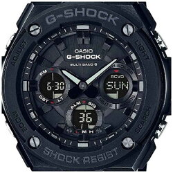 【送料無料】カシオG-SHOCK(G-ショック)「G-STEELMULTIBAND6(Gスチールマルチバンド6)」GST-W100G-1BJF