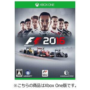 【2016年09月08日発売】 【送料無料】 ユービーアイソフト F1 2016【Xbox O…