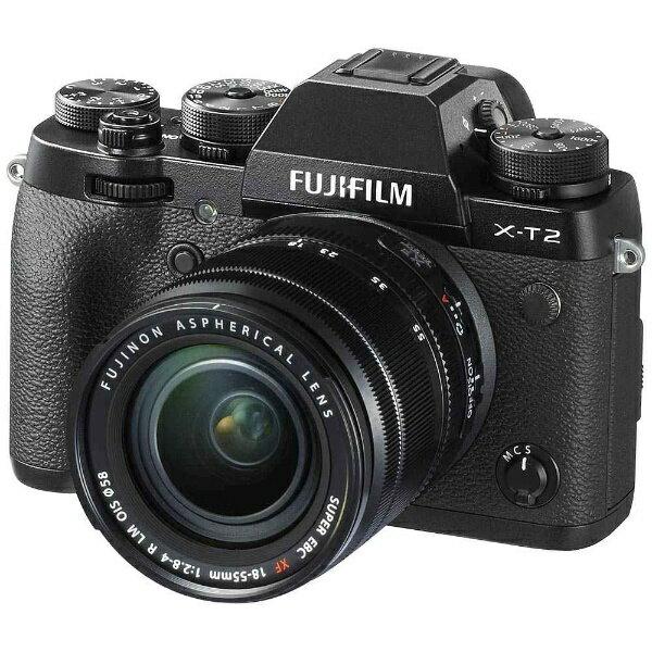 デジタル一眼レフカメラ「FUJIFILM X-T2」