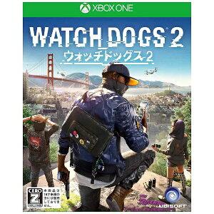 【2016年12月01日発売】 【送料無料】 ユービーアイソフト ウォッチドッグス2【Xbox…