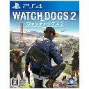 ユービーアイソフト ウォッチドッグス2【PS4ゲームソフト】