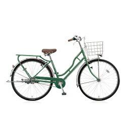 【送料無料】ブリヂストン26型自転車エブリッジH(E.Xフィールドグリーン/内装3段変速)EBH63T【2016年/点灯虫モデル】【配送】