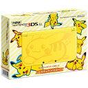 任天堂 Nintendo Newニンテンドー3DS LL ピカチュウ【イエロー】 [ゲーム機本体][N3DSLLピカチュウ]