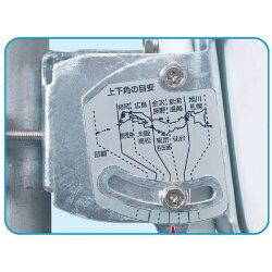 【送料無料】DXアンテナ2K・4K・8K衛星放送対応BS・110度CSデジタルアンテナセット(レベルインジケーター付)BC453SCK