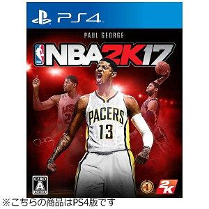 【2016年10月20日発売】 【送料無料】 テイクツー・インタラクティブ NBA 2K17【…