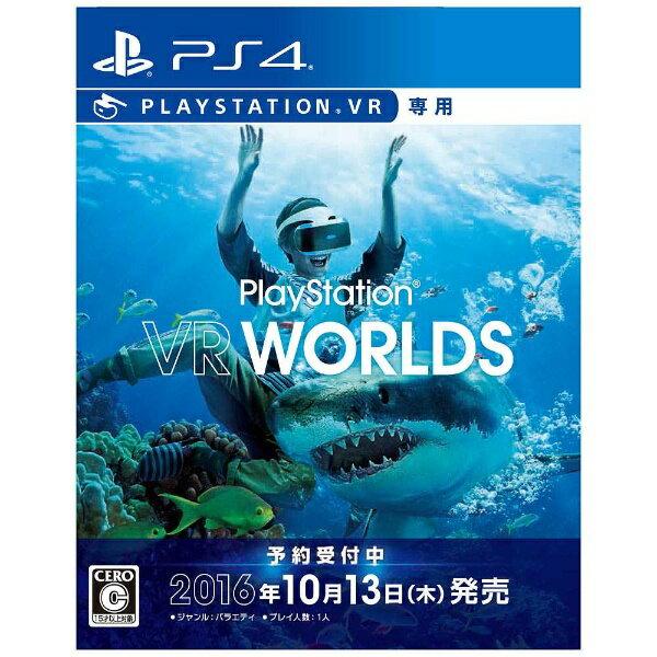 プレイステーション4, ソフト  Sony Interactive Entertainmen PlayStation VR WORLDSPS4(VR)PSVRWORLDS