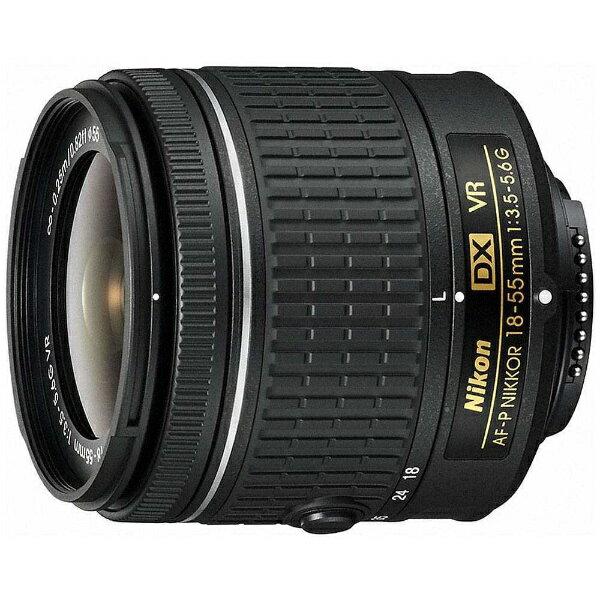 交換レンズ「AF-P DX NIKKOR 18-55mm f/3.5-5.6G VR」