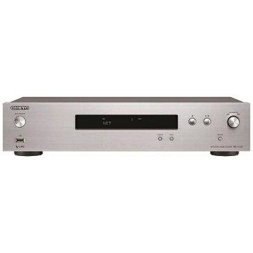 【送料無料】 オンキヨー 【ハイレゾ音源対応】 ネットワークオーディオプレーヤー NS-6130(S)