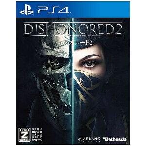 【2016年12月08日発売】 【送料無料】 ベセスダソフトワークス Dishonored 2…