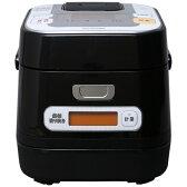 【送料無料】 アイリスオーヤマ IH炊飯ジャー 「米屋の旨み 銘柄量り炊き」(3合) RC-IA30-B
