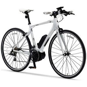 【送料無料】 ヤマハ 700×28C型 電動アシストクロスバイク YPJ-C (ピュアホワイト/18段変速)【Mサイズ/500mm】 【代金引換配送不可】【メーカー直送・代金引換不可・時間指定・返品不可】