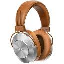 パイオニア PIONEER ブルートゥースヘッドホン BROWN SE-MS7BT [リモコン・マイク対応 /Bluetooth /ハイレゾ対応][ワイヤレスヘッドホン SEMS7BTT]