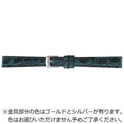 【送料無料】バンビエルセカイマンクロコ12mm(グリーン)SW0001MI