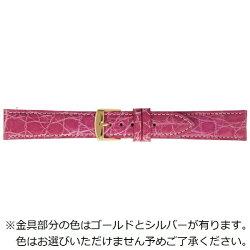 【送料無料】バンビエルセカイマンクロコ12mm(ピンク)SW0001PI