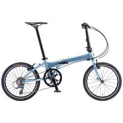 【送料無料】DAHON20型折りたたみ自転車DAHONVitesseD8(スカイ/8段変速)【2017年モデル】【配送】【メーカー直送・・時間指定・返品】