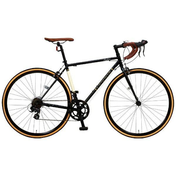 【送料無料】 オオトモ 700×25C型 ロードバイク CANOVER ORPHEUS(ブラック/490サイズ《適応身長:160cm以上》) CAR-013【組立商品につき返品不可】 【代金引換配送不可】