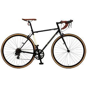 オオトモ OTOMO 700×25C型 ロードバイク CANOVER ORPHEUS(ブラック/490サイズ《適応身長:160cm以上》) CAR-013【組立商品につき返品不可】 【代金引換配送不可】