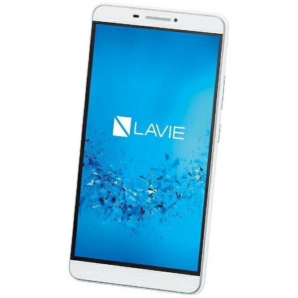 【送料無料】 NEC Androidタブレット[約7型ワイド・ストレージ 16GB] LAVIE Tab E TE507/FAW PC-TE507FAW (2016年11月モデル・ホワイト)[PCTE507FAW]