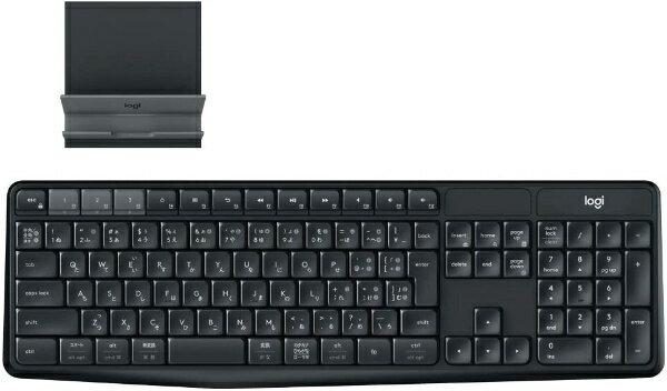マルチデバイス対応ワイヤレスキーボード「K375s」