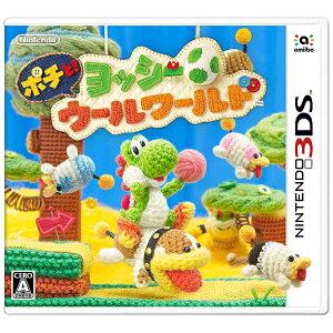 【2017年01月19日発売】 任天堂 ポチと! ヨッシー ウールワールド【3DSゲームソフト…