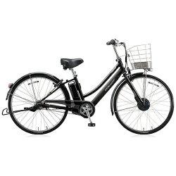 【送料無料】ブリヂストン27型電動アシスト自転車アルベルトeB400L型(T.アンバーブラック/内装3段変速)AL7B47【2017年モデル】【配送】