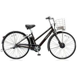 【送料無料】 ブリヂストン BRIDGESTONE 27型 電動アシスト自転車 アルベルトe B300 S型(T.アンバーブラック/内装5段変速) AS7B37【2017年モデル】【組立商品につき返品】 【配送】
