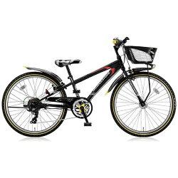 【送料無料】ブリヂストン26型子供用自転車クロスファイヤージュニア(P.Xシーニックブラック/7段変速)CFJ67T【2017年/点灯虫モデル】【配送】