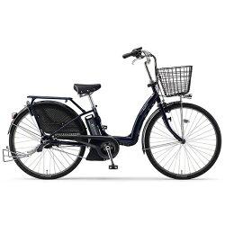 【送料無料】 ヤマハ 26型 電動アシスト自転車 PAS Raffini(モダンブルー/内装3段変速) PA26R【2017年モデル】【組立商品につき返品】 【配送】