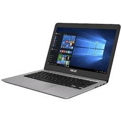 【2016年12月中旬】【送料無料】ASUS13.3型ノートPC[Win10Home・Corei5・SSD256GB・メモリ8GB]ASUSZenBookUX310UQクォーツグレーUX310UQ-7200(2016年12月モデル)