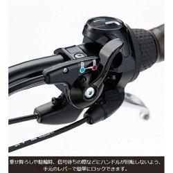 【送料無料】ブリヂストン20型電動アシスト自転車bikkePOLARe(E.BKブルーグレー/内装3段変速)BP0D37【2017年モデル】【組立商品につき返品】【配送】