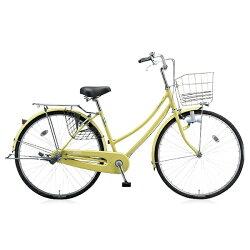 【送料無料】 ブリヂストン BRIDGESTONE 27型 自転車 スクリッジ W(E.Xシトロンイエロー/シングルシフト) SRW70【2017年モデル】【組立商品につき返品】 【配送】