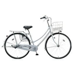【送料無料】 ブリヂストン BRIDGESTONE 27型 自転車 スクリッジ W(M.XRシルバー/シングルシフト) SRW70T【2017年/点灯虫モデル】【組立商品につき返品】 【配送】