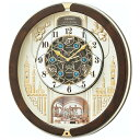 セイコーSEIKO 電波からくり時計RE579B