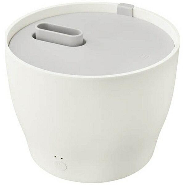 プラスマイナスゼロPLUSMINUSZEROXQK-Z210-W加湿器ホワイト[スチーム式/約2.0L][XQKZ210]【加湿器】