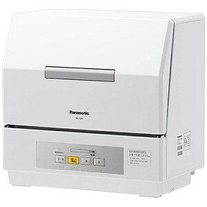 パナソニック Panasonic 食器洗い乾燥機 プチ食洗 ホワイト NP-TCR4 [〜3人用][食洗機 食器洗い機 食器洗浄機 NPTCR4]