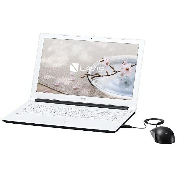 【送料無料】 NEC 15.6型ノートPC [Office付き・Win10 Home・Cele…