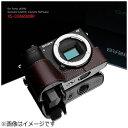 GRAIZ 本革カメラケース ソニー α6500用 (ブラウン)XS-CHA6500BR[XSCHA6500BR]