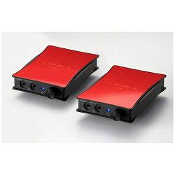 【送料無料】ORB【数量限定】ポータブルヘッドホンアンプJADEnextUltimatebipowerMMCX-BalancedwithVanNuysbag(Red)JNU-BIP-MMCX-B-WVRED