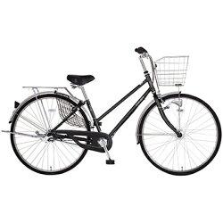 【送料無料】 MARUKIN 27型 自転車 レイニープレミアC273-J(ブラック/内装3段変速) MK-17-018【2017年モデル】【組立商品につき返品】 【配送】【メーカー直送・・時間指定・返品】