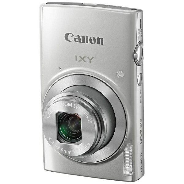 キヤノンCANONIXY210コンパクトデジタルカメラIXY(イクシー)シルバー[IXY210SL]