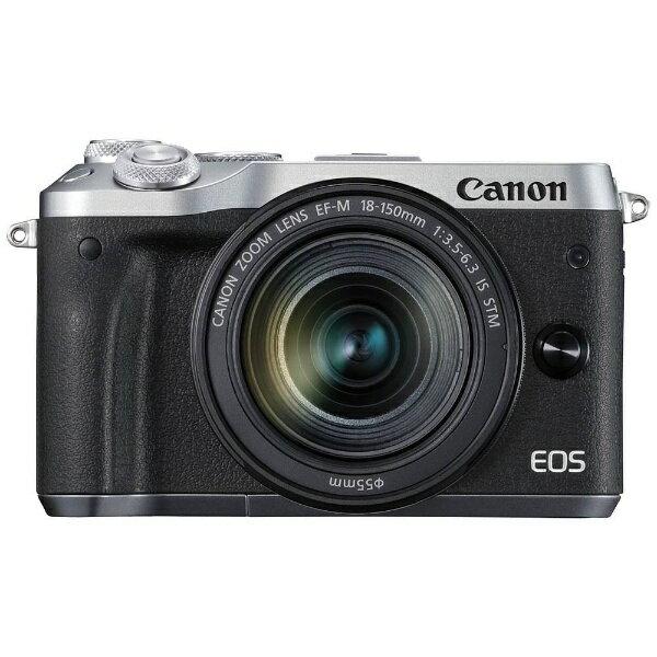 デジタル一眼レフカメラ「EOS M6」