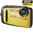 【送料無料】 フジフイルム 【アウトレット品】コンパクトデジタルカメラ FinePix(ファインピクス) XP90(イエロー)【生産完了品】FFXXP90BL【kk9n0d18p】