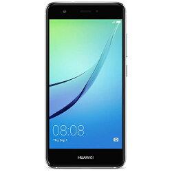 【楽天】【あす楽対象】【送料無料】 HUAWEI nova Titanium Grey 「nova/Titanium Grey」 Android6.0・5.0型・メモリ/ストレージ:3GB/32GB nano×2 SIMフリースマートフォン