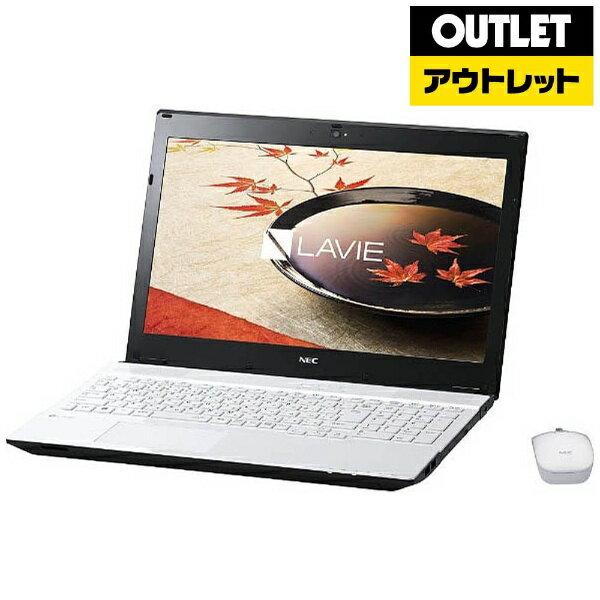 【送料無料】 NEC 【アウトレット品】15.6型ノートPC [Office付き・Win10 …