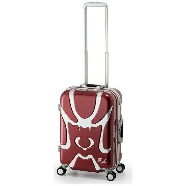 A.L.I アジア・ラゲージ スーツケース ハードキャリー 34L KABUKI(カブキ) レッド KBK-1688-18 [TSAロック搭載] 【メーカー直送・代金引換不可・時間指定・返品不可】