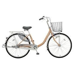 【送料無料】 ミヤタサイクル 26型 自転車 アルマックスU(シャイニーゴールド/内装3段変速) DAXU63L71【2017年/オートライトモデル】【組立商品につき返品】 【配送】